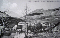 Picture : General view of the village