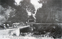 Picture : Old sawmill of Beaumettes