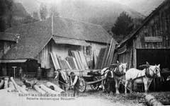 Picture : The sawmill Bellotti